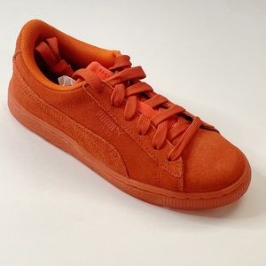 NIB Puma Suede Classic Ice Mix Kids Sneakers